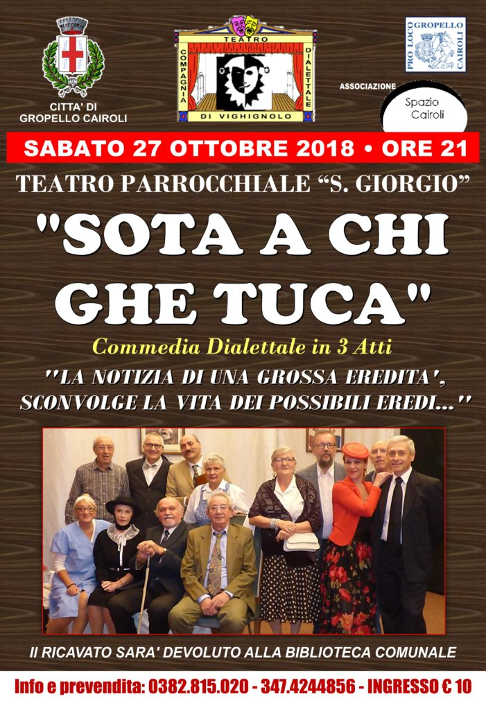 Gualtieri Loc 2018