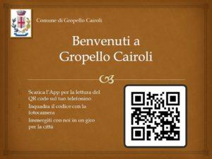 Cartello Qr Code